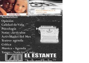 Edición Aniversario N.24 - ELESTANTE-ALDÍA DIGITAL