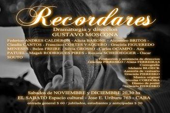 RECORDARES DORSO 1